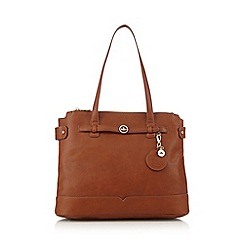 Nica - Tan 'Sybil' shoulder bag