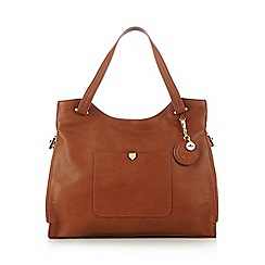 Nica - Tan 'Chrissy' shoulder bag