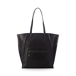 Todd Lynn/EDITION - Designer black winged tote bag