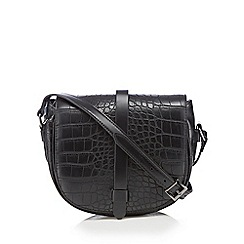 Clarks - Black 'Mesmerise You' cross body bag