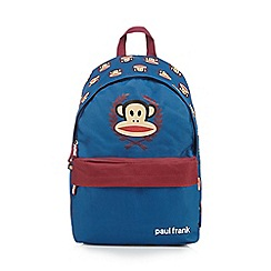 Paul Frank - Navy multi monkey backpack