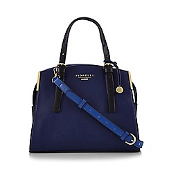 Fiorelli - Bright blue 'Bella Rose' small grab bag