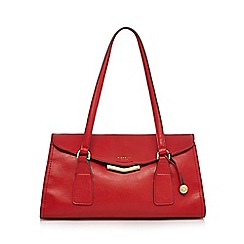 Fiorelli - Red 'Jodie East West' shoulder bag