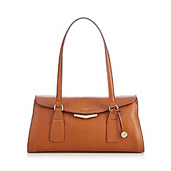 Fiorelli - Tan 'Jodie East West' shoulder bag