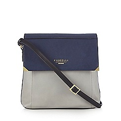 Fiorelli - Navy 'Justine' cross body bag