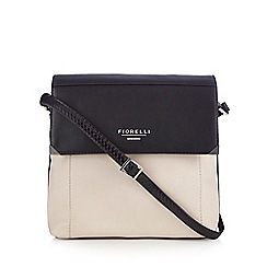 Fiorelli - Cream 'Justine' cross body bag