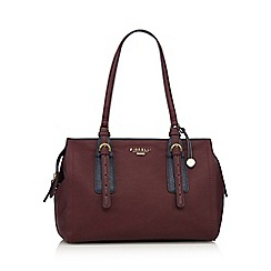 Fiorelli - Maroon 'Darcy East West' shoulder bag