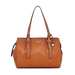 Fiorelli - Tan 'Darcy East West' shoulder bag