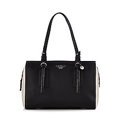 Fiorelli - Black 'Darcy East West' block colour shoulder bag