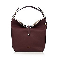 Fiorelli - Maroon 'Nina' large grab bag