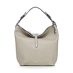 Fiorelli - Grey 'Nina' snakeskin grab bag