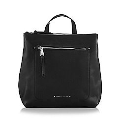 Fiorelli - Black 'Broderie' backpack