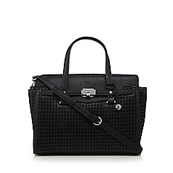 Fiorelli - Black 'Luella' cut out grab bag