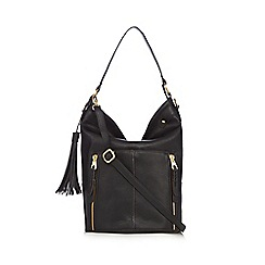 Nine by Savannah Miller - Black 'Lou' bucket bag