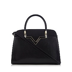 Valentino - Black bowler bag