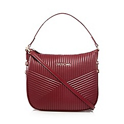Valentino - Dark red tote bag