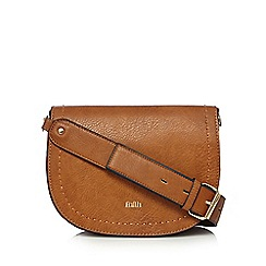 Faith - Tan saddle bag