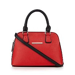 Red Herring - Red contrasting small grab bag