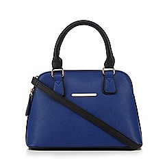 Red Herring - Blue contrasting small grab bag