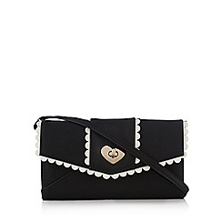 Floozie by Frost French - Black heart purse