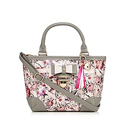 Floozie by Frost French - Light pink ballerina print grab bag