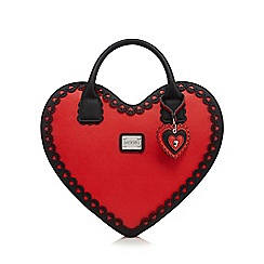 Floozie by Frost French - Red heart scalloped grab bag