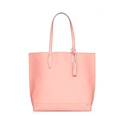 Red Herring - Pink shopper bag