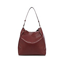 Faith - Dark red shoulder bag