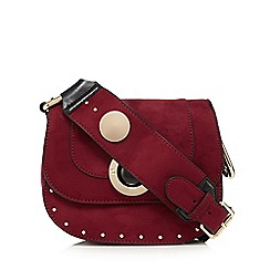 Faith - Dark pink cross body bag