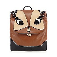 H! by Henry Holland - Brown deer backpack