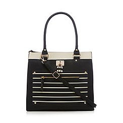 Call It Spring - Black tote bag