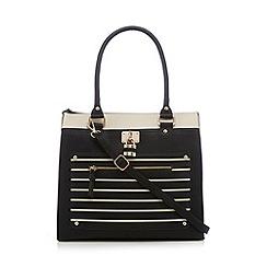 Call It Spring - Black tote bag