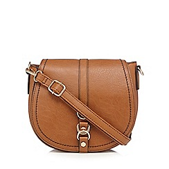 Call It Spring - Tan 'Paldus' cross body bag