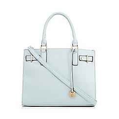 Call It Spring - Pale blue 'Paphiopedilum' shopper bag
