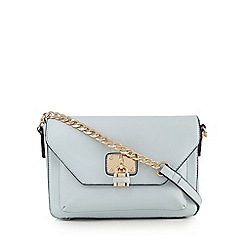 Call It Spring - Pale blue 'Kaffir' cross body bag