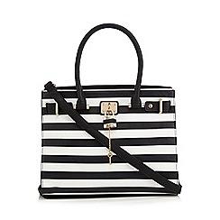 Call It Spring - Black 'Mexico' tote bag