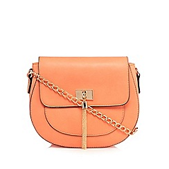 Call It Spring - Coral 'Return' cross body bag