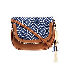 Call It Spring - Blue 'Pickard' cross body bag