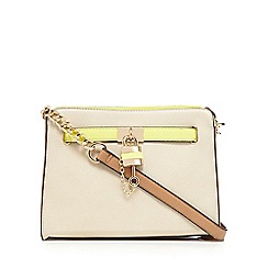 Call It Spring - Beige 'Orbetello' cross body bag