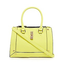 Call It Spring - Yellow 'Pulfero' tote bag
