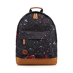 Mi-Pac - Black cosmos 'Premium' backpack