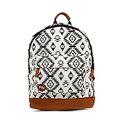 Mi-Pac - Multi-coloured Aztec print backpack