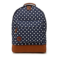 Mi-Pac - Navy all star backpack