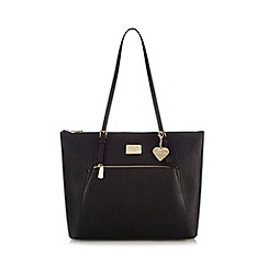 Marc B - Black 'Angel' shopper bag