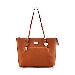 Marc B - Tan shoulder bag
