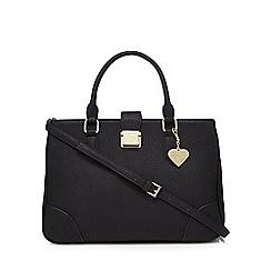 Marc B - Black gold plated grab bag
