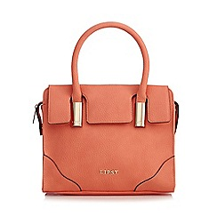Lipsy - Coral fold over grab bag