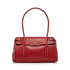 Fiorelli - Red 'Fletcher' flap over shoulder bag
