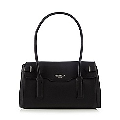 Fiorelli - Black 'Fletcher' flap over shoulder bag