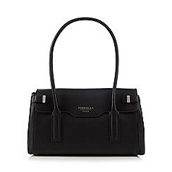 Fiorelli - Black 'Fletcher' flap over shoulder bag